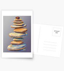 The Stone Mind Violet Edition Postcards