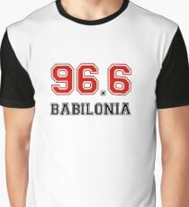 96.6 Babilonia Graphic T-Shirt