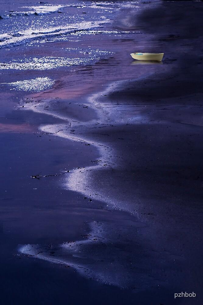 morning beach  by pzhbob