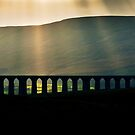 Ribblehead Rays by Stephen Knowles