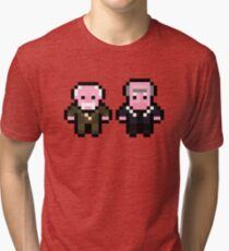 Waldorf and Statler Tri-blend T-Shirt