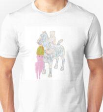 niño sandía  Unisex T-Shirt