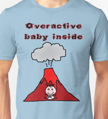 OVERACTIVE BABY INSIDE T-Shirt