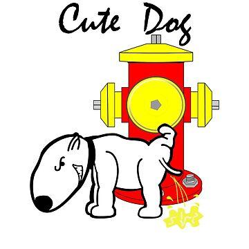 Cute Dog by lucianobdn