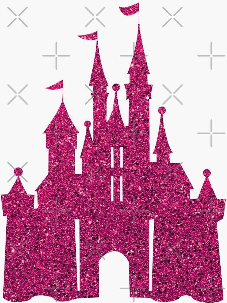 Pink Glitter Wishes by darrianrebecca