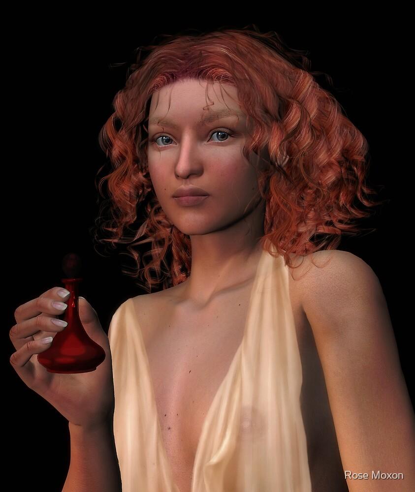 Lucrezia Borgia by Rose Moxon