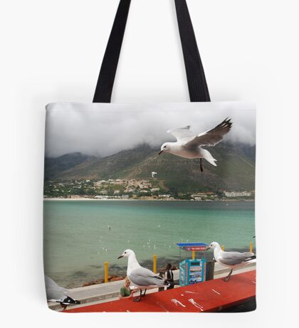 Incoming...Cape Town Central. Tote Bag