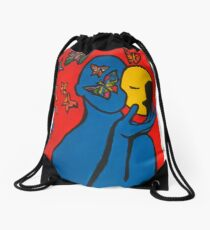 Skin Deep Drawstring Bag