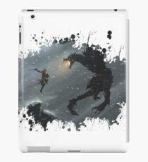 Skyrim Splatter iPad Case/Skin