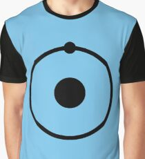 Dr Manhattan Graphic T-Shirt