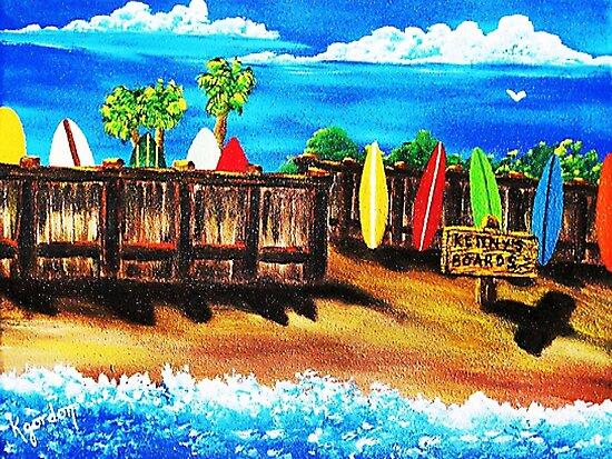 Kenny's Boards II by WhiteDove Studio kj gordon