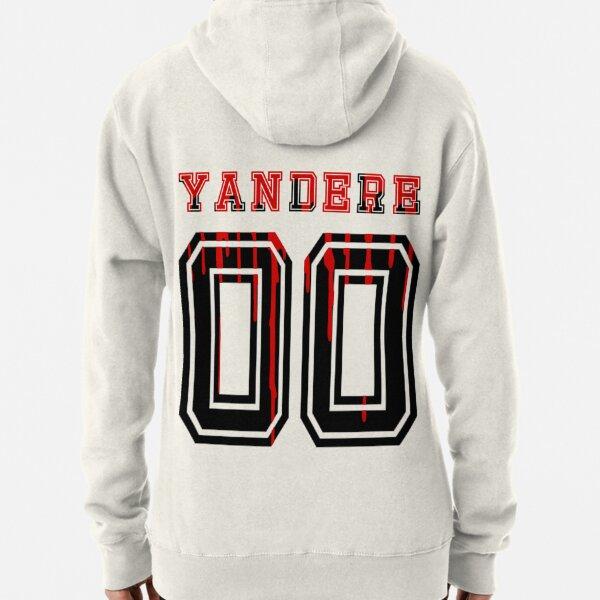 Yandere Blood Drip Pullover Hoodie