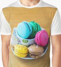 Macaroons Graphic T-Shirt