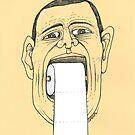 Tongue by Ercan BAYSAL