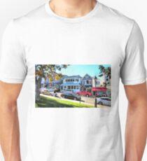 Main Street - Bar Harbor Unisex T-Shirt