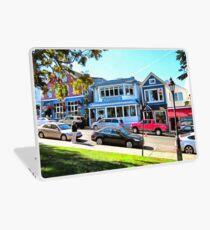 Main Street - Bar Harbor Laptop Skin