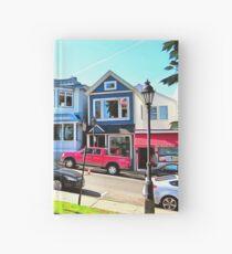 Main Street - Bar Harbor Hardcover Journal