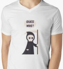 The Grim Reaper Guess Who? Death T-Shirt