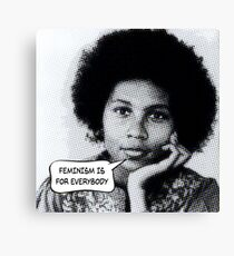 bell hooks: feminism is for everybody Canvas Print