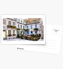Place Royale - Old Quebec City Postcards