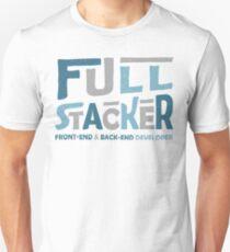 Full Stacker - Color Unisex T-Shirt