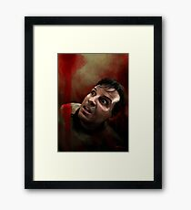 Moriarty Framed Print
