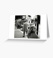 { strange world } Greeting Card