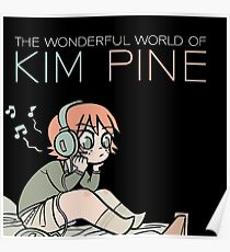 The Wonderful World of Kim Pine Poster