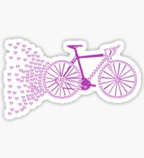 I love bike Sticker