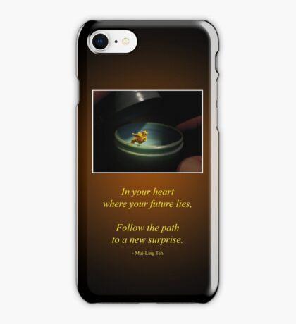 Surprise! iPhone Case/Skin