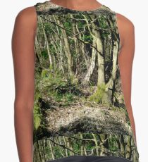 Forest Contrast Tank