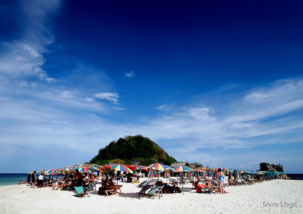 Tropic Isle by Dave Lloyd
