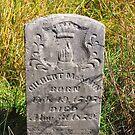Gilbert McKown 1797-1829? by Bryan D. Spellman