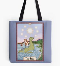 The Star Cryptozoology Tarot Tote Bag