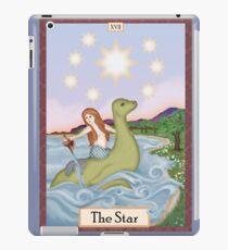 The Star Cryptozoology Tarot iPad Case/Skin