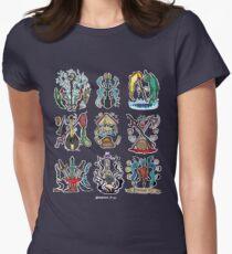 Vox machina Insignia Women's Fitted T-Shirt