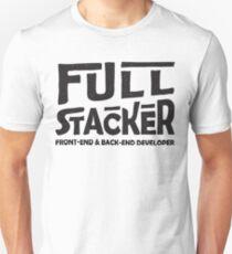 Full Stacker Unisex T-Shirt