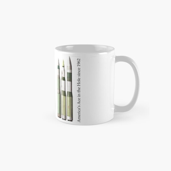 Ace in the Hole - the Minuteman III series (MM1, MM2, MM3-early) Classic Mug