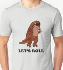 Pangolin Let's Roll T-Shirt