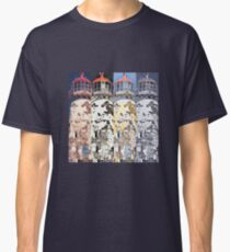 Lighthouses  Classic T-Shirt