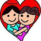 Forever love by Teresa Hulbert