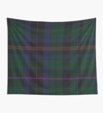Phillips of Wales Clan/Family Tartan  Wall Tapestry