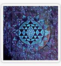 Sri Yantra - Enigma Sticker
