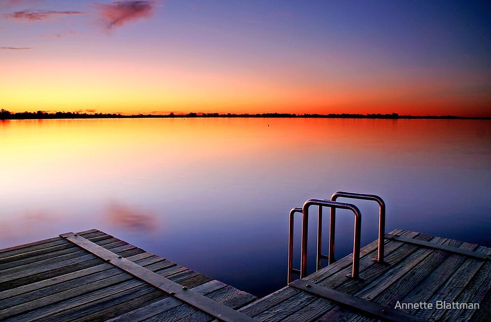 Lake View by Annette Blattman