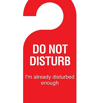 Disturb sign synonym movie bebo best game disturbed symbol konrath by lucianobdn