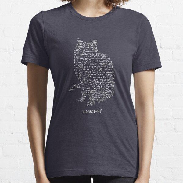 Schroedinger T-shirt essentiel