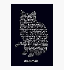 Schroedinger Photographic Print