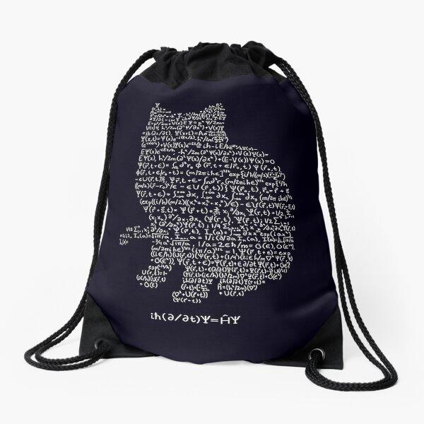 Schroedinger Drawstring Bag