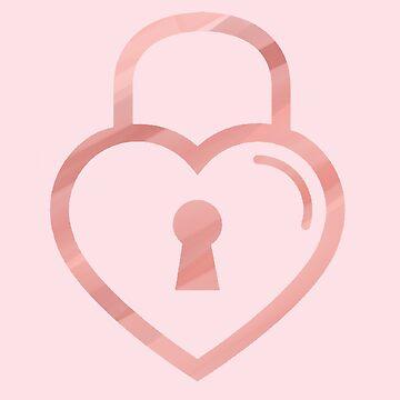 Heart Padlock by 8-Bit-Wonder