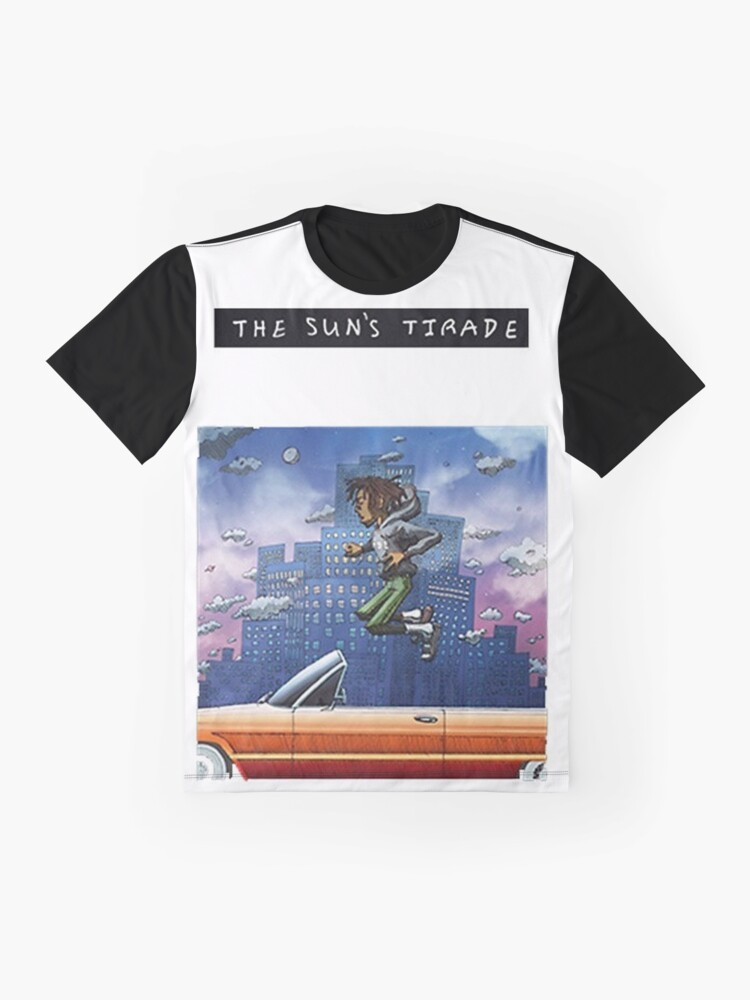 Alternate view of Isiah Rashad - The Sun's Tirade Graphic T-Shirt